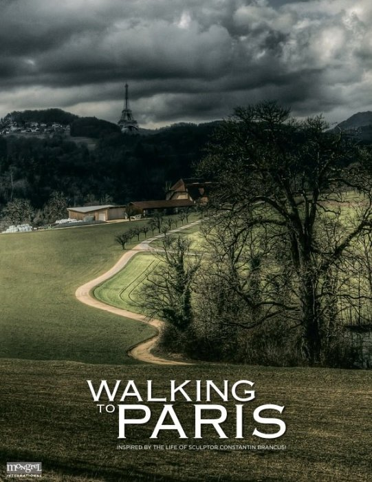 Walking to Paris : Affiche