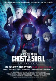 Affiche de Ghost in the Shell: The New Movie