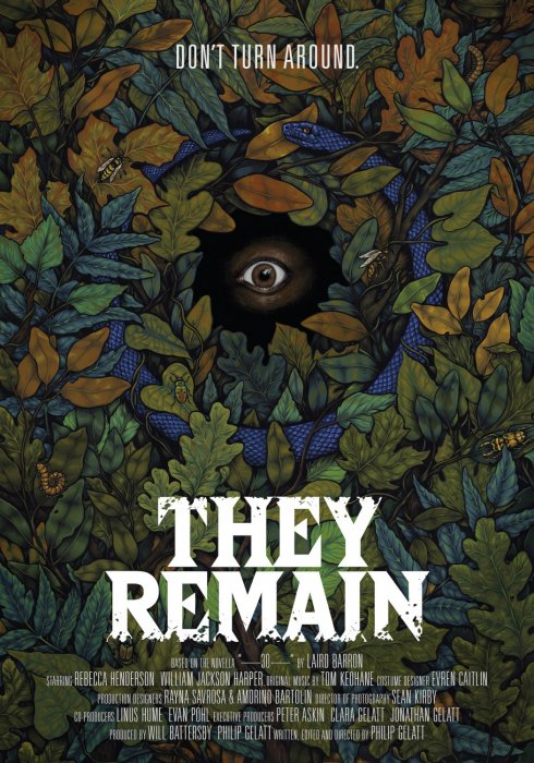 They Remain : Affiche
