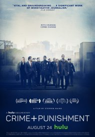 Affiche de Crime + Punishment