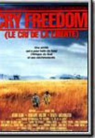 Affiche de Cry Freedom