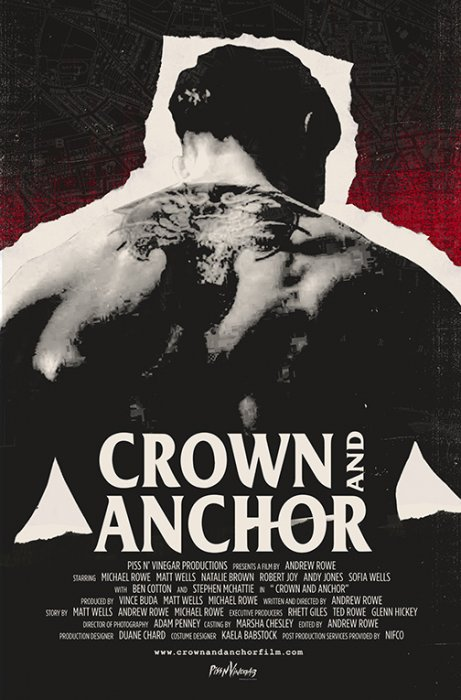 Crown and Anchor : Affiche