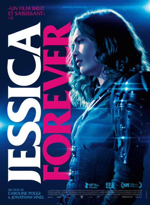 Jessica Forever : Affiche