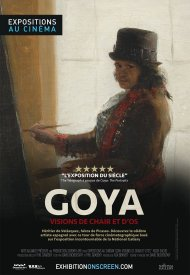 Affiche de Goya: Visions of Flesh and Blood