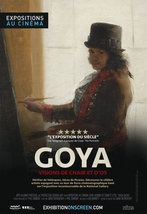 Goya: Visions of Flesh and Blood : Affiche