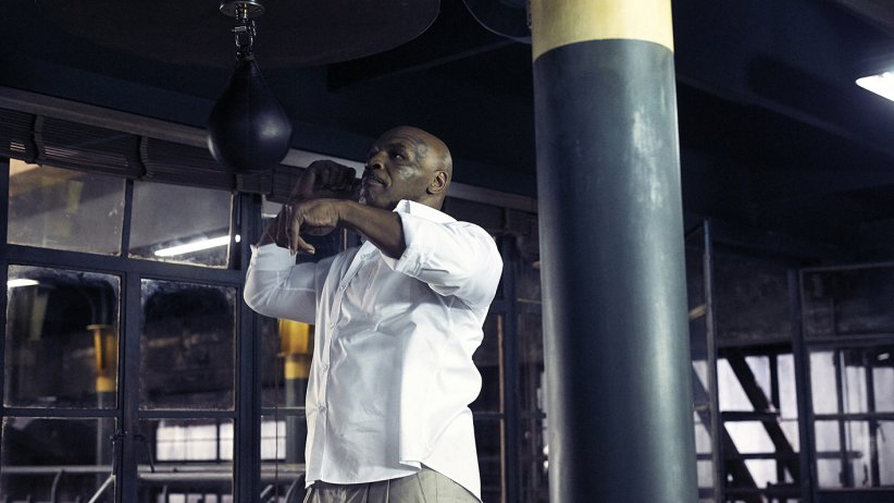 Ip Man 3 : Photo Mike Tyson