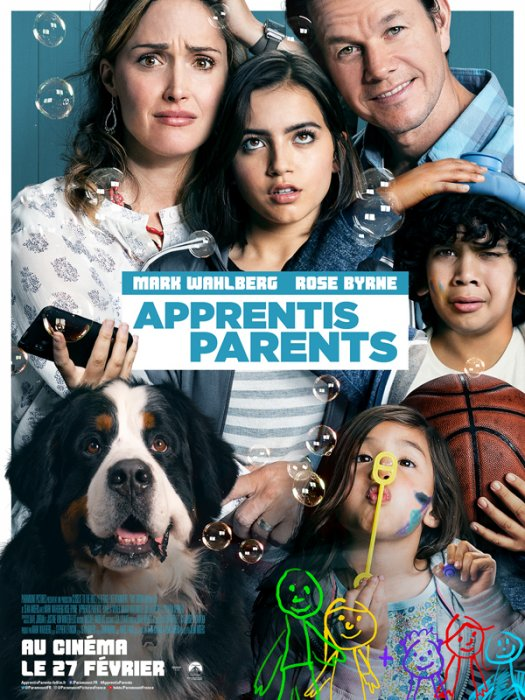 Apprentis parents : Affiche