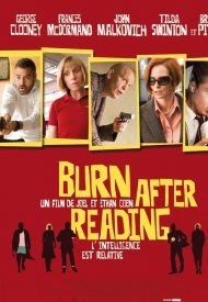 Affiche de Burn After Reading