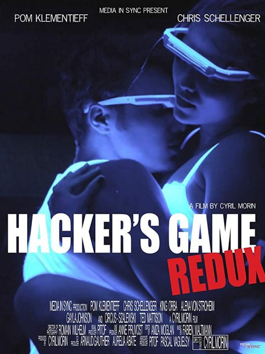 Hacker's Game Redux : Affiche
