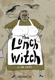 Affiche de The Lunch Witch