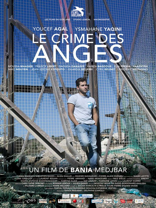 Le Crime des anges : Affiche