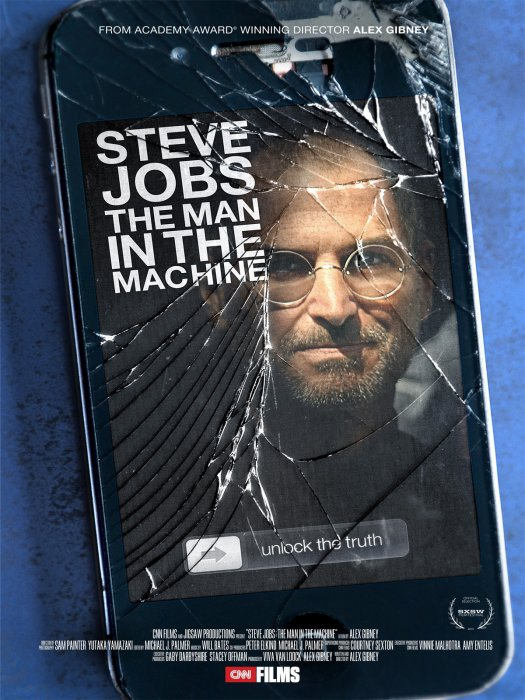Steve Jobs: The Man in the Machine : Affiche