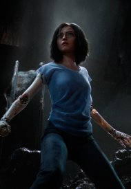 Affiche de Alita: Battle Angel