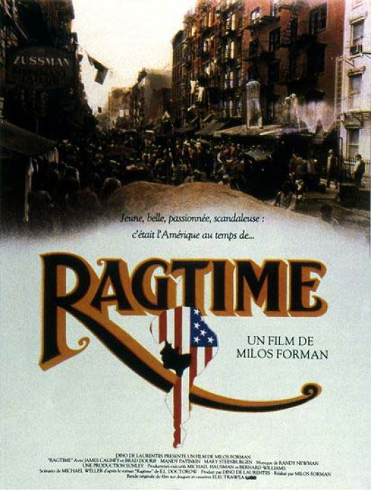 Ragtime : Affiche