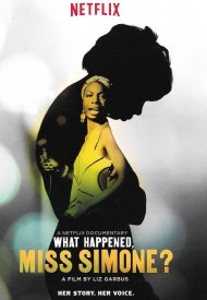 Affiche de What Happened, Miss Simone?