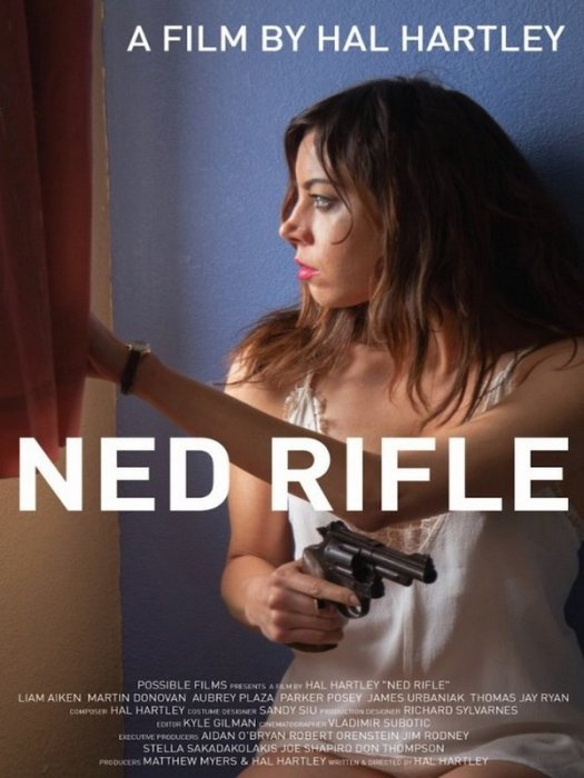 Ned Rifle : Affiche
