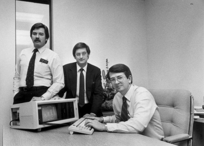 Silicon Cowboys : Photo