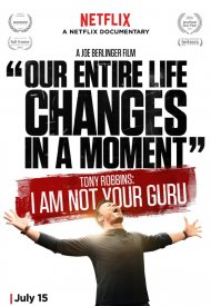 Affiche de Tony Robbins: I Am Not Your Guru
