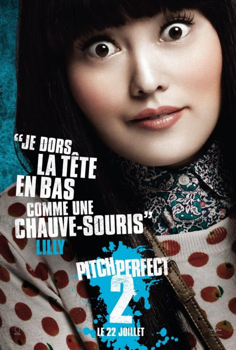 Pitch Perfect 2 : Affiche