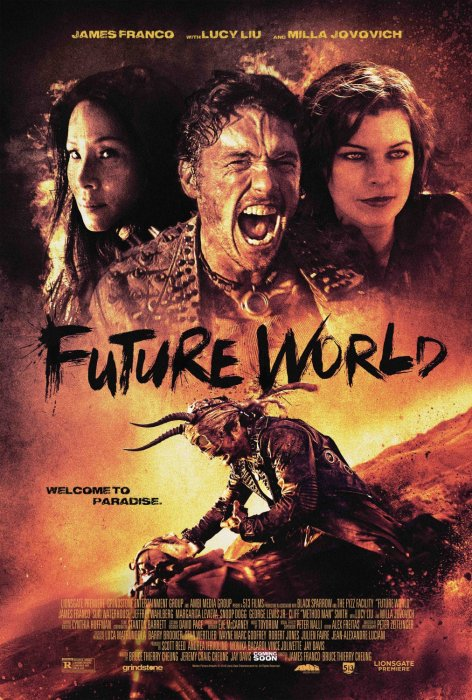 Future World : Affiche