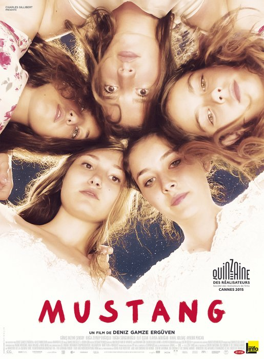 Mustang : Affiche