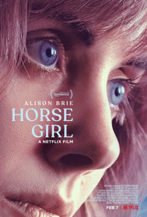 Horse Girl : Affiche