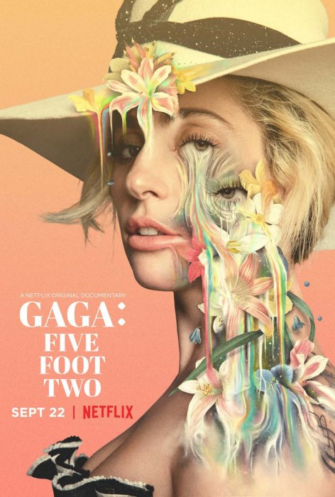 Gaga: Five Foot Two : Affiche