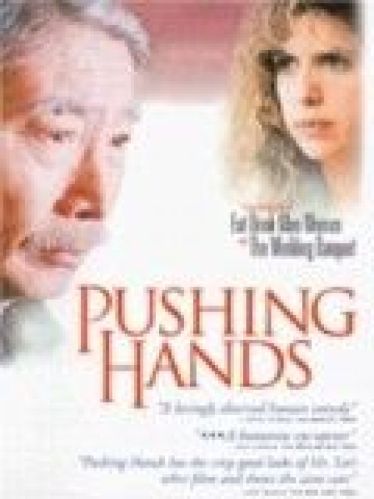 Pushing Hands : Affiche