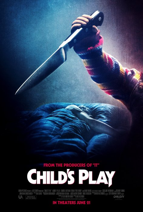 Child's Play : La poupée du mal : Affiche