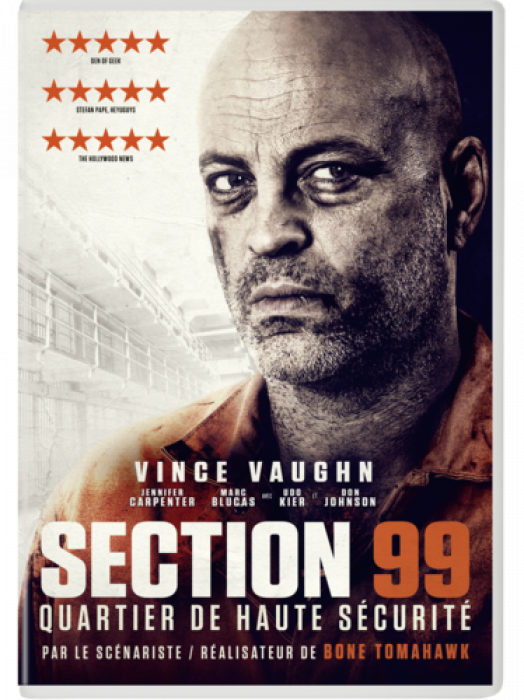 Section 99 : Affiche