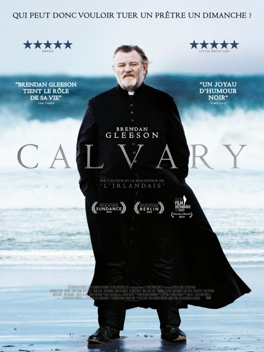 Calvary : Affiche