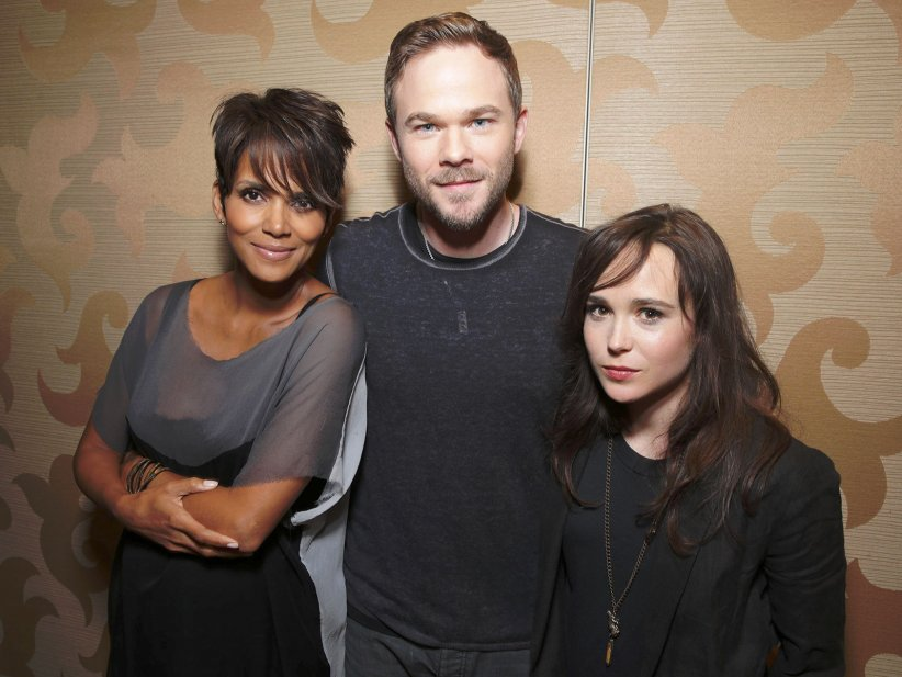 X-Men: Days of Future Past : Photo promotionnelle Ellen Page, Halle Berry, Shawn Ashmore
