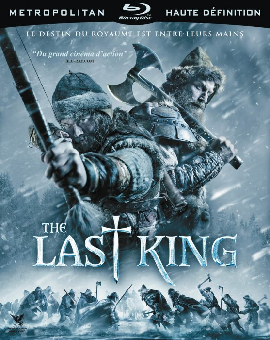 The Last King : Affiche