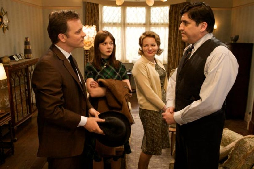 Une éducation : Photo Alfred Molina, Cara Seymour, Carey Mulligan, Peter Sarsgaard