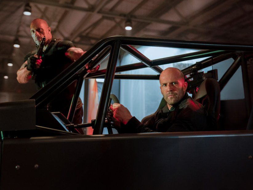 Fast & Furious : Hobbs & Shaw : Photo