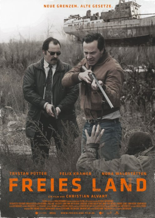 Lands of Murders : Affiche