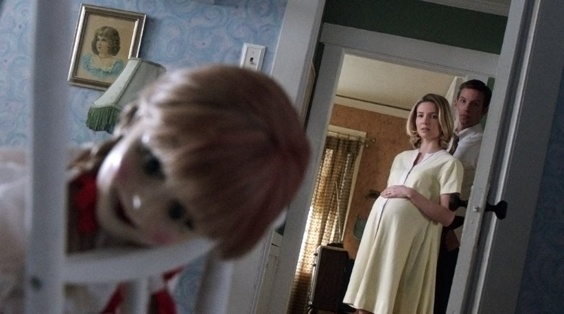 Annabelle : Photo Annabelle Wallis, Ward Horton