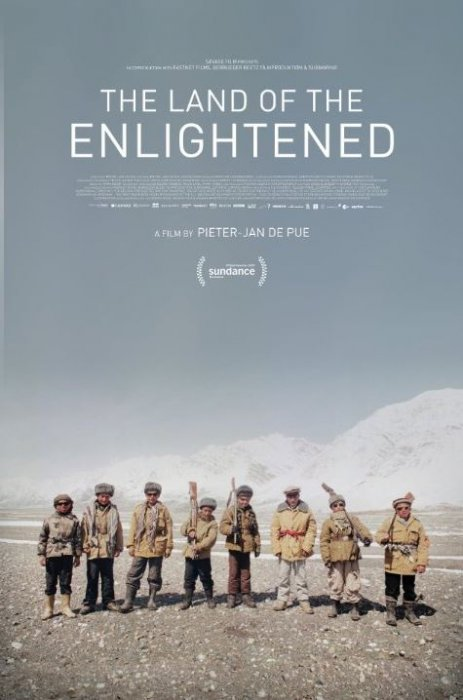 The Land of the Enlightened : Affiche