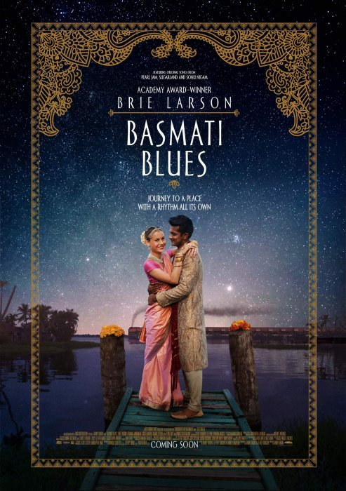 Basmati Blues : Affiche