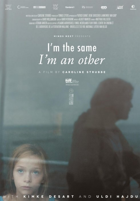 I'm the same I'm an other : Affiche