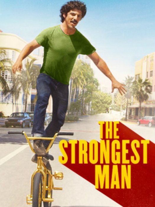 The Strongest Man : Affiche