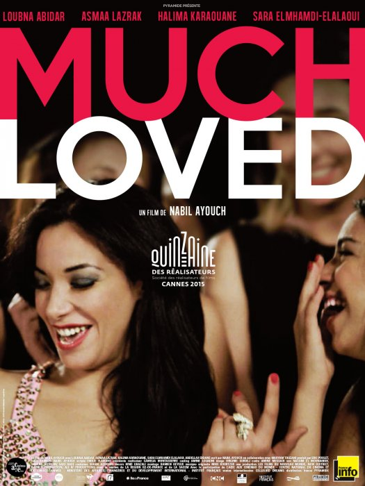 Much Loved : Affiche