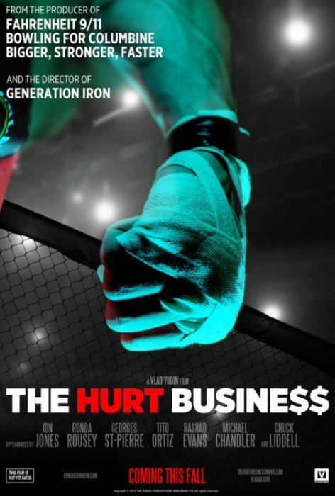 The Hurt Business : Affiche