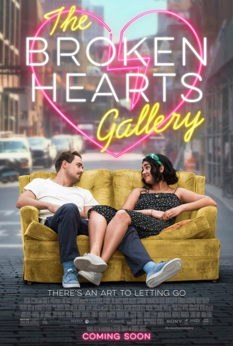 The Broken Hearts Gallery : Affiche