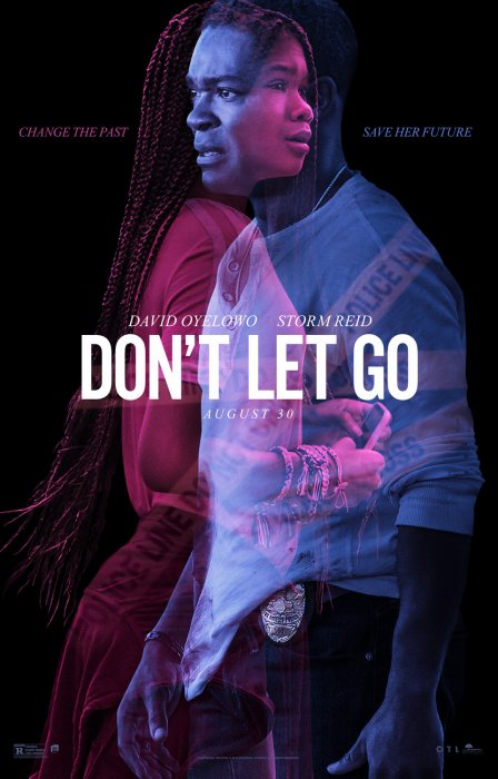 Don't Let Go : Affiche