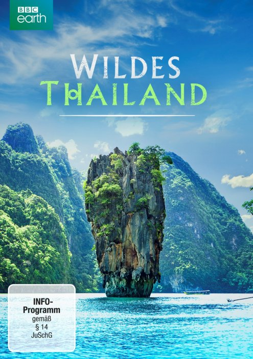 Thailand: Earth's Tropical Paradise : Affiche