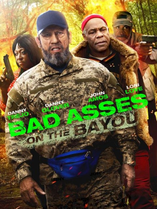Bad Asses on the Bayou : Affiche