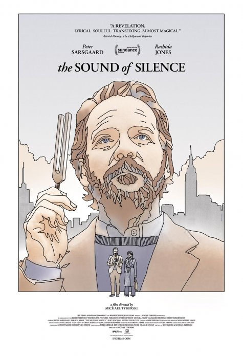 The Sound of Silence : Affiche