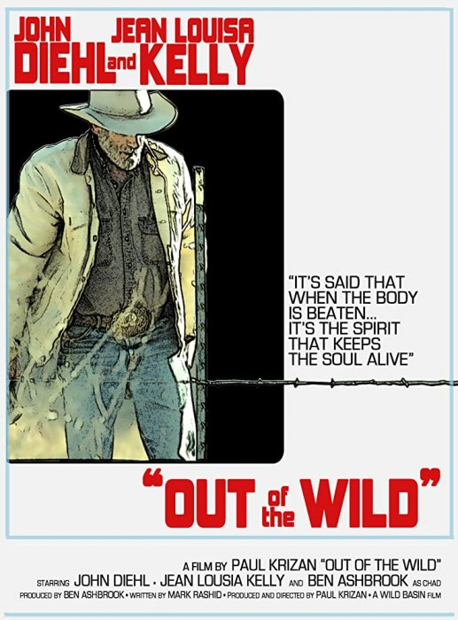 Out of the Wild : Affiche