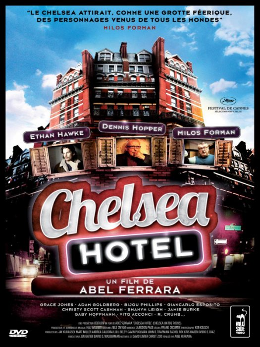 Chelsea Hotel : Affiche